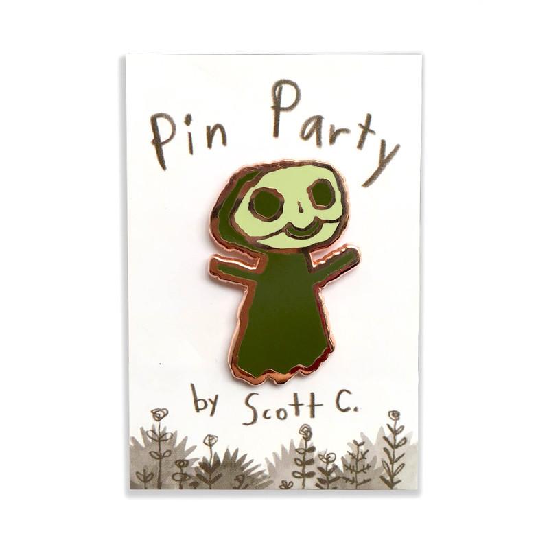 Lil Bones Pin