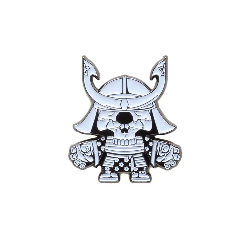 Ronin Samurai Enamel Pin