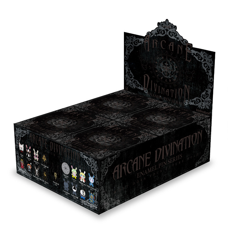 Arcane Divination Enamel Pin Series : Blind Box