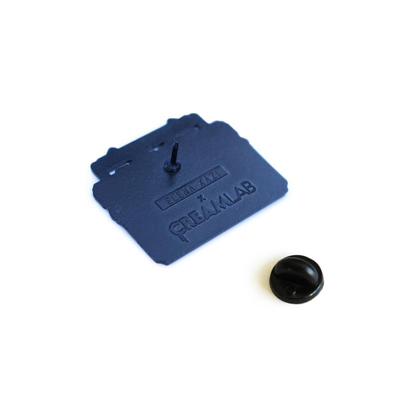 BMBOX Pin : Blue