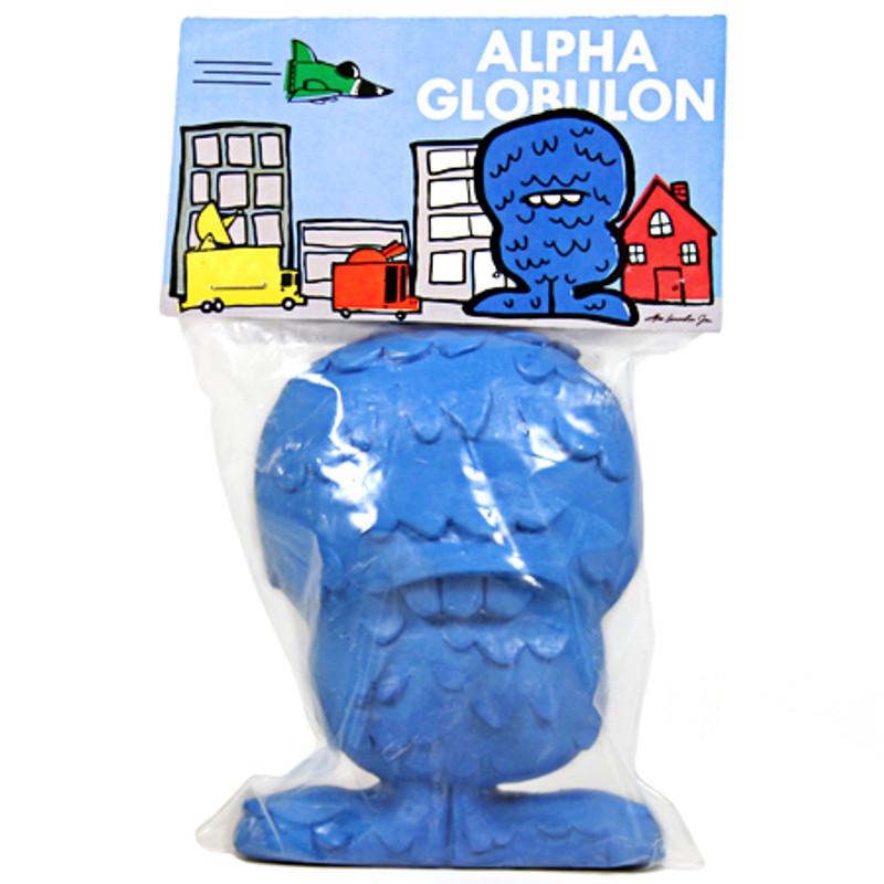 Globulon : Alpha