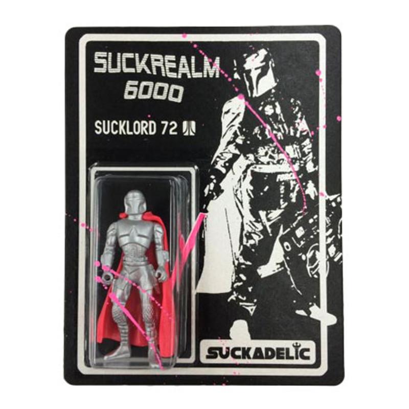 Suckadelic : Sucklord 72 Silver