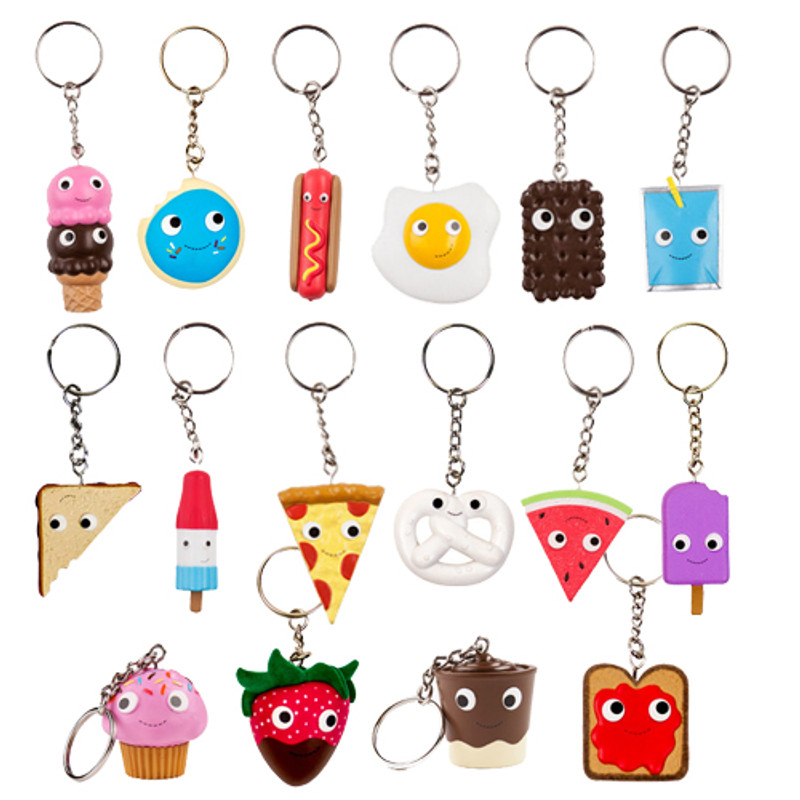 Yummy World Vinyl Keychain