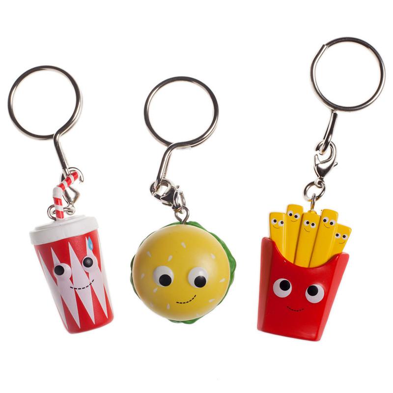 Yummy World Red Carpet Keychains : Blind Box