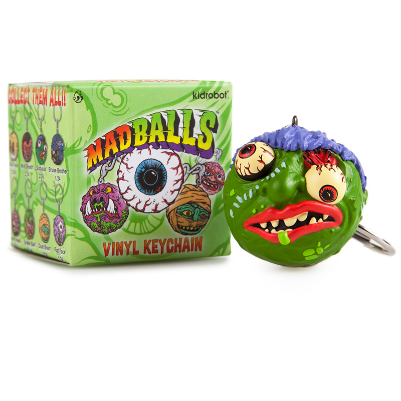 Madballs Keychain Series : Blind Box