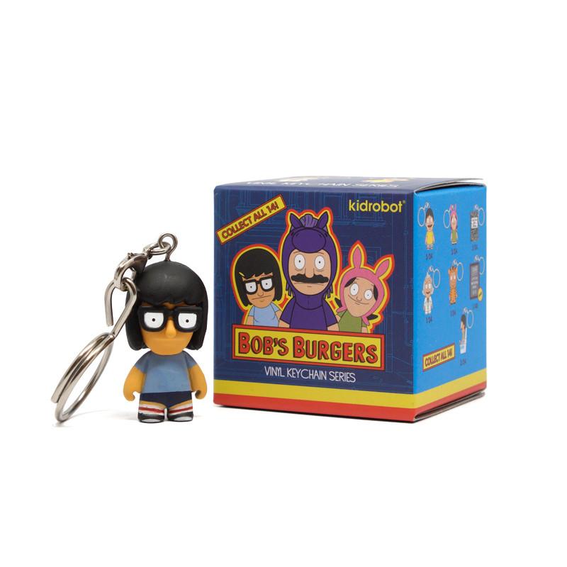 Bob's Burgers Keychains : Blind Box