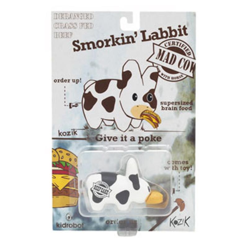 Smorkin' Labbit 2.5 inch : Mad Cow