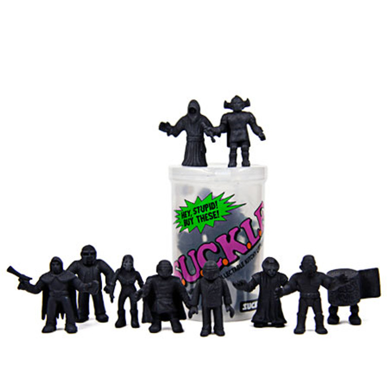 S.U.C.K.L.E. Set of 10 : Color Change Black