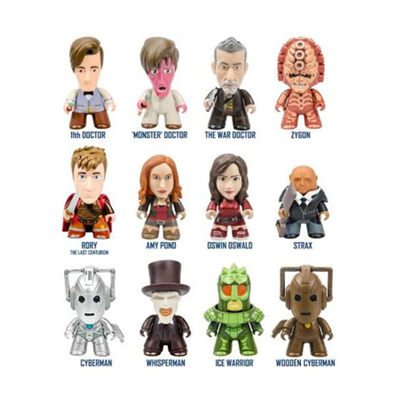 11th Doctor Who Geronimo! Collection : Case of 20