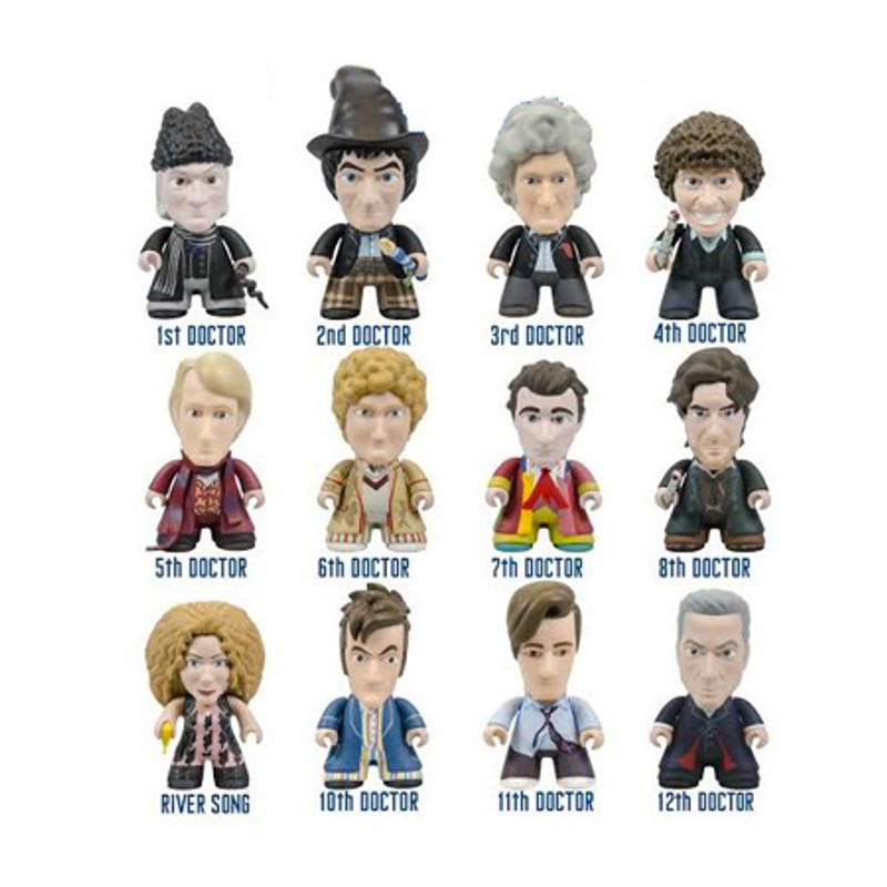 12th Doctor Who Regeneration Collection : Case of 20