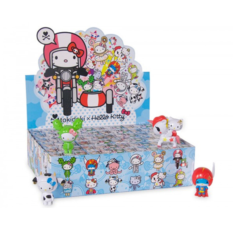 Tokidoki x Hello Kitty : Case of 24