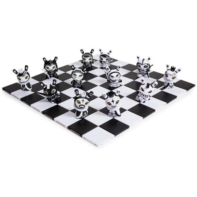Shah Mat Dunny Chess Series : 2pc Blind Box