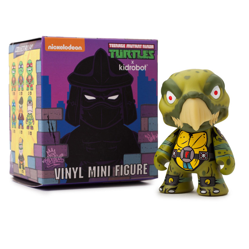 TMNT 3 inch Shell Shock Mini Series : Blind Box