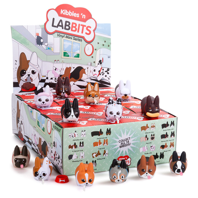 Kibbles 'n Labbits Mini Series : Case of 20