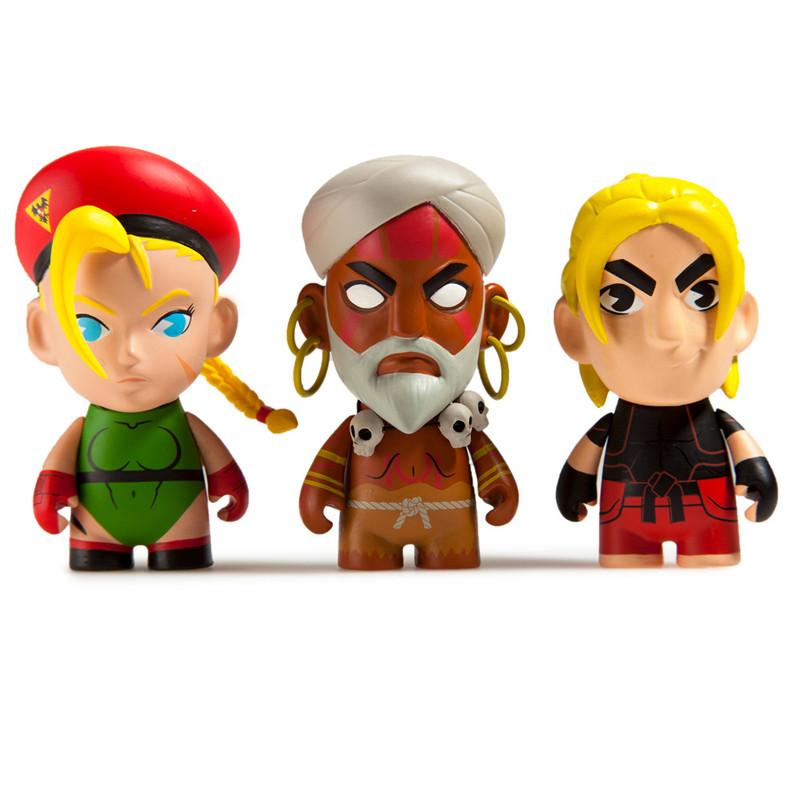 Street Fighter V : Blind Box