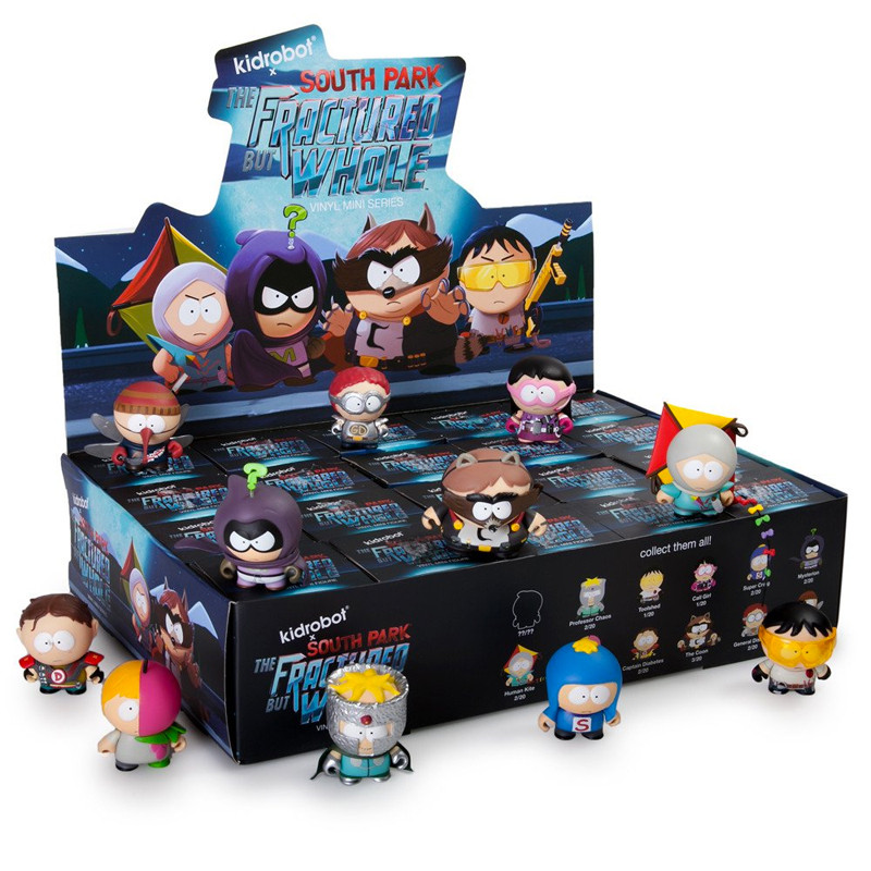 South Park The Fractured But Whole : Case of 20