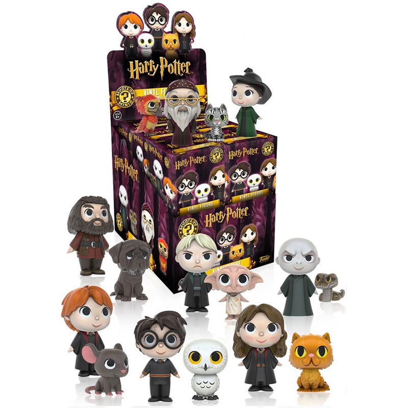 Harry Potter Mystery Mini Series : Case of 12