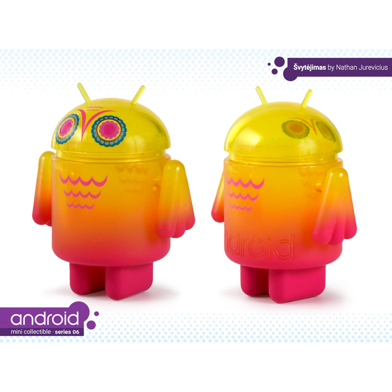 Android Mini Series 06 : Blind Box