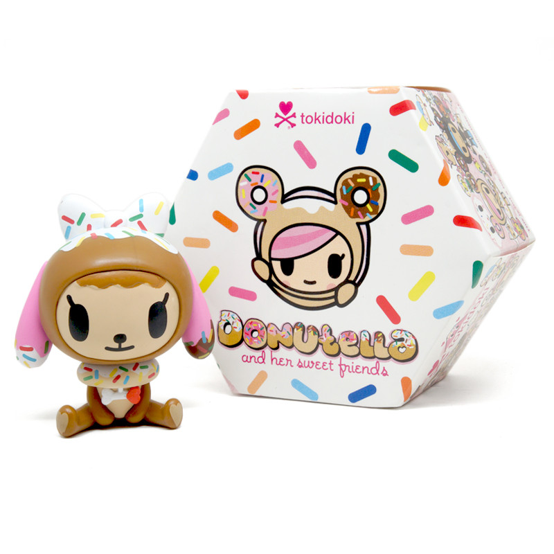 Donutella & Her Sweet Friends Vinyl : Blind Box