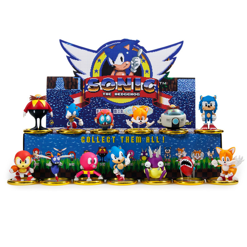 Sonic the Hedgehog Mini Series : Case of 20