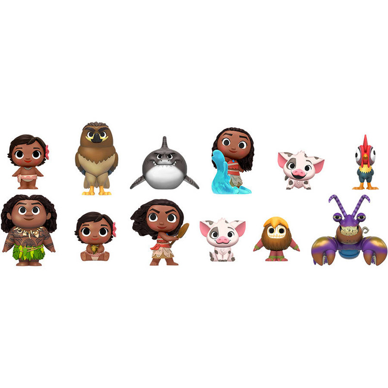 Moana Mystery Mini : Case of 12