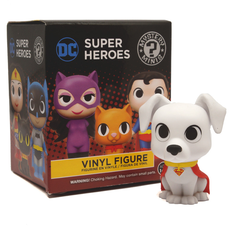 DC Heroes and Pets Mystery Mini : Blind Box