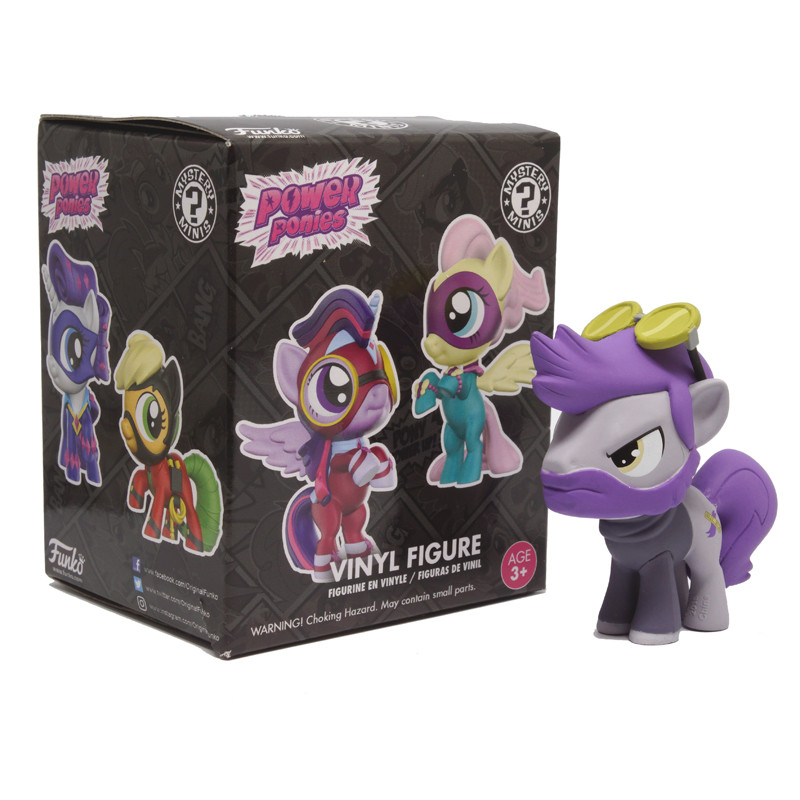 My Little Pony Power Ponies Mystery Mini : Blind Box