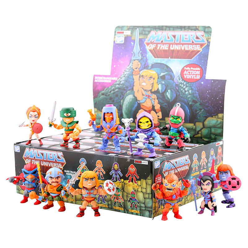 Masters of the Universe : Case of 16