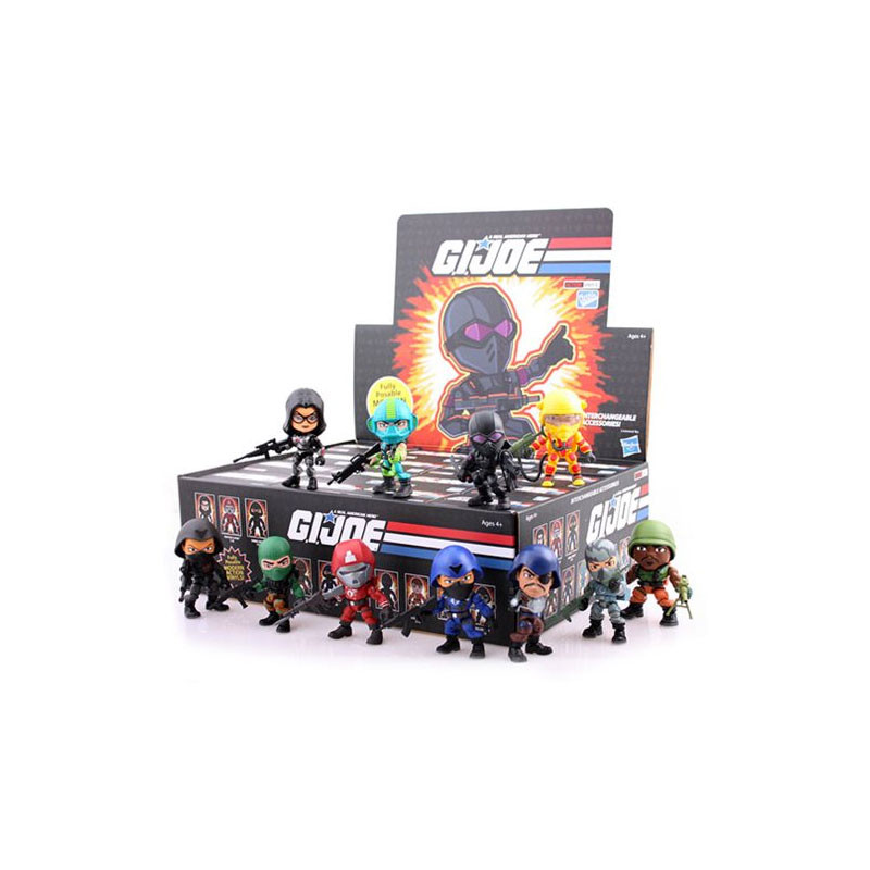 G.I. Joe Series 2 : Case of 16