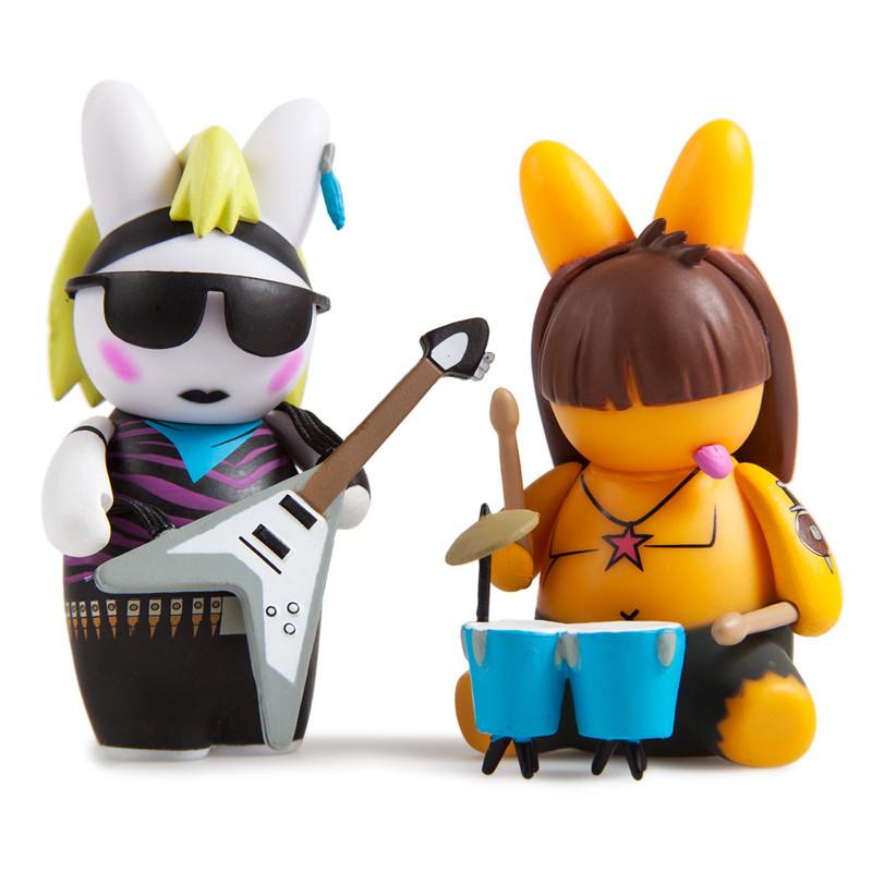Band Camp 3000 Mini Labbit Series  : Blind Box