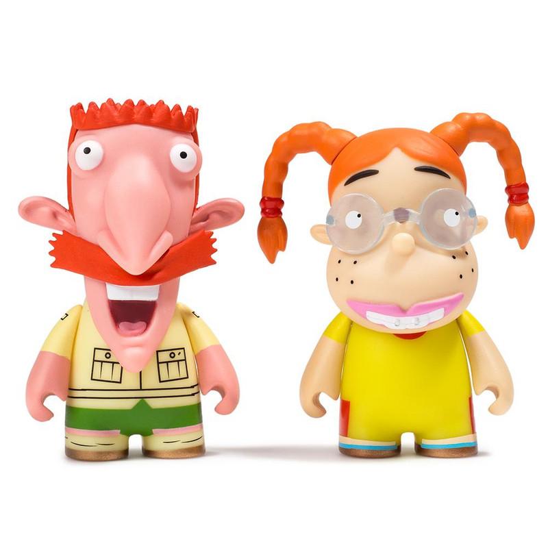 Nickelodeon Splat! Series : Case of 24