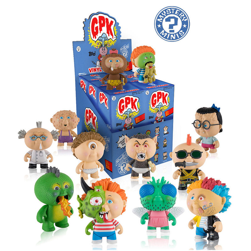 Garbage Pail Kids Series 2 Big Mystery Minis : Case of 12