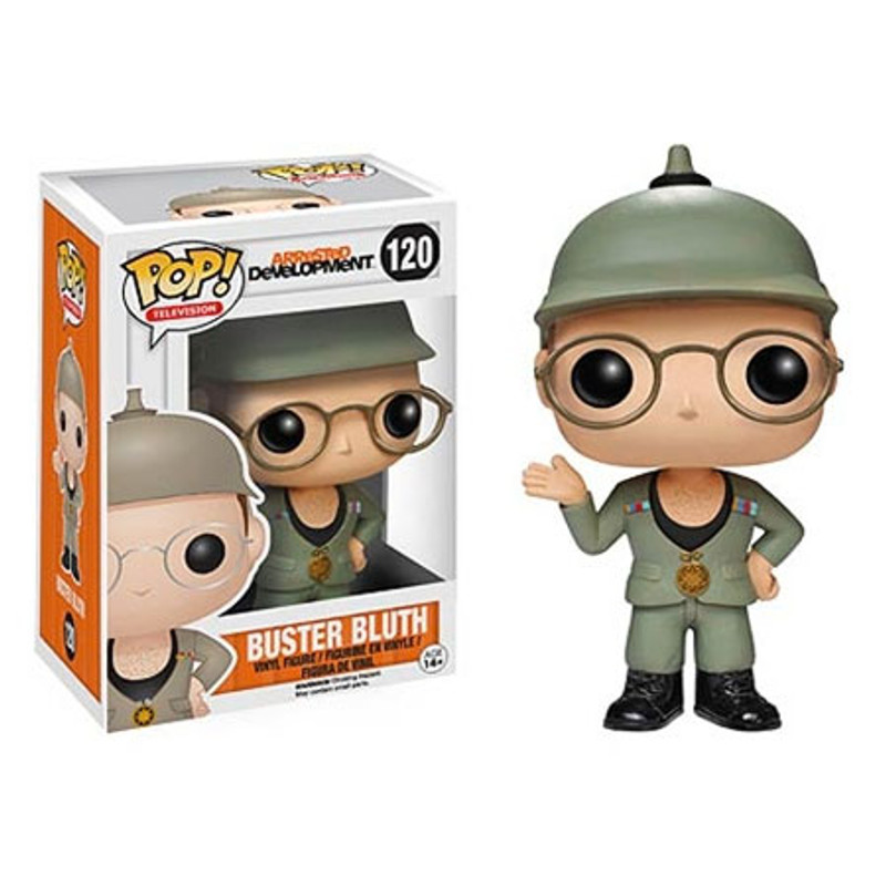 Pop! TV Arrested Development : Buster Bluth Good Grief
