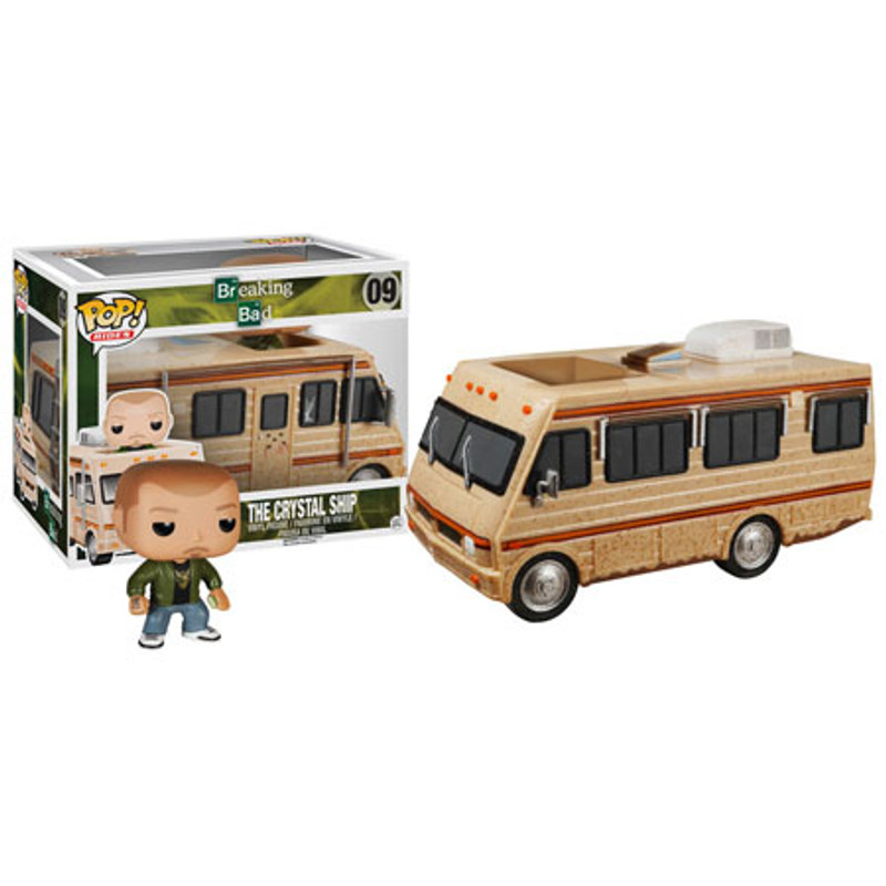 Pop! Rides : The Crystal Ship from Breaking Bad