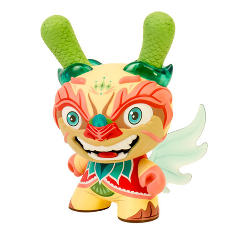 Dunny 8 inch : Imperial Lotus Dragon
