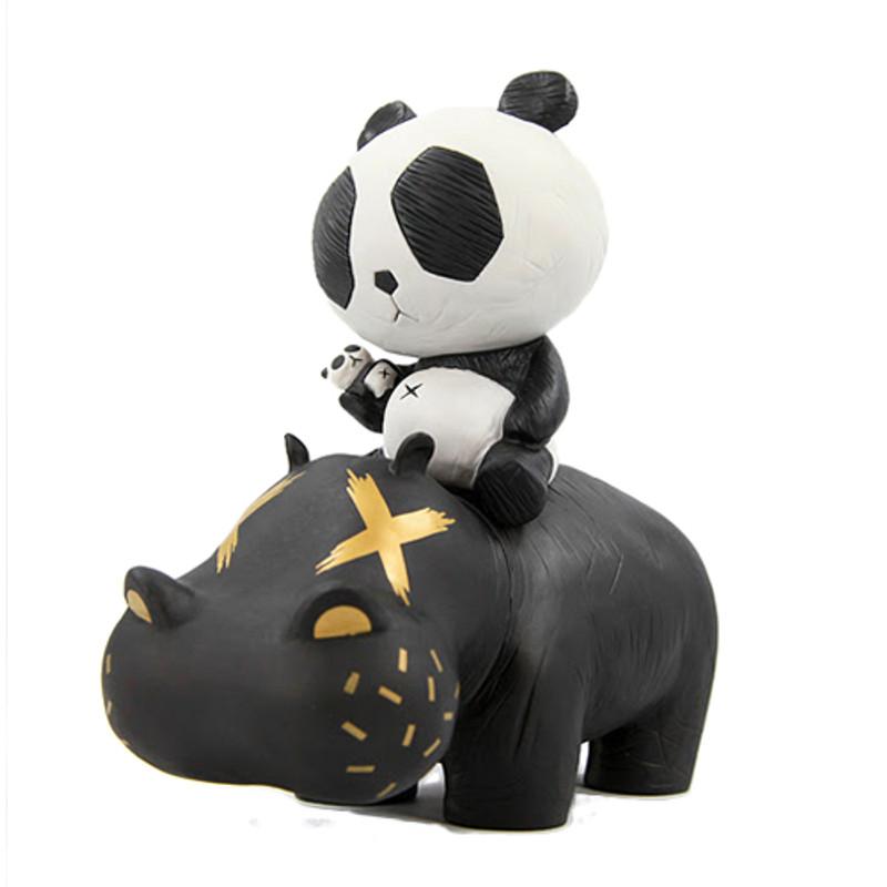 Hippo Panda : Black