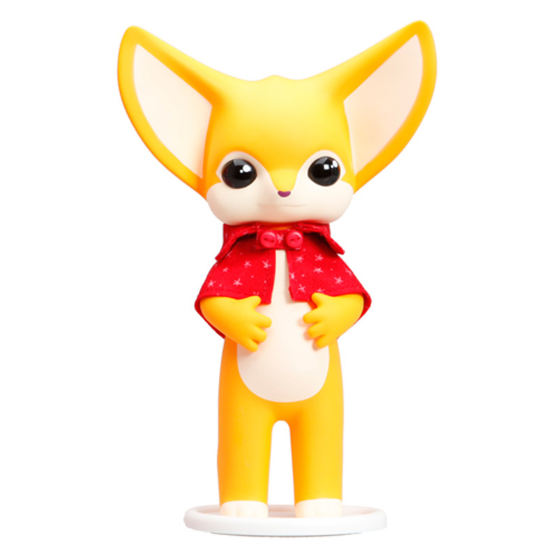 Fennec Fox Dona : Yellow
