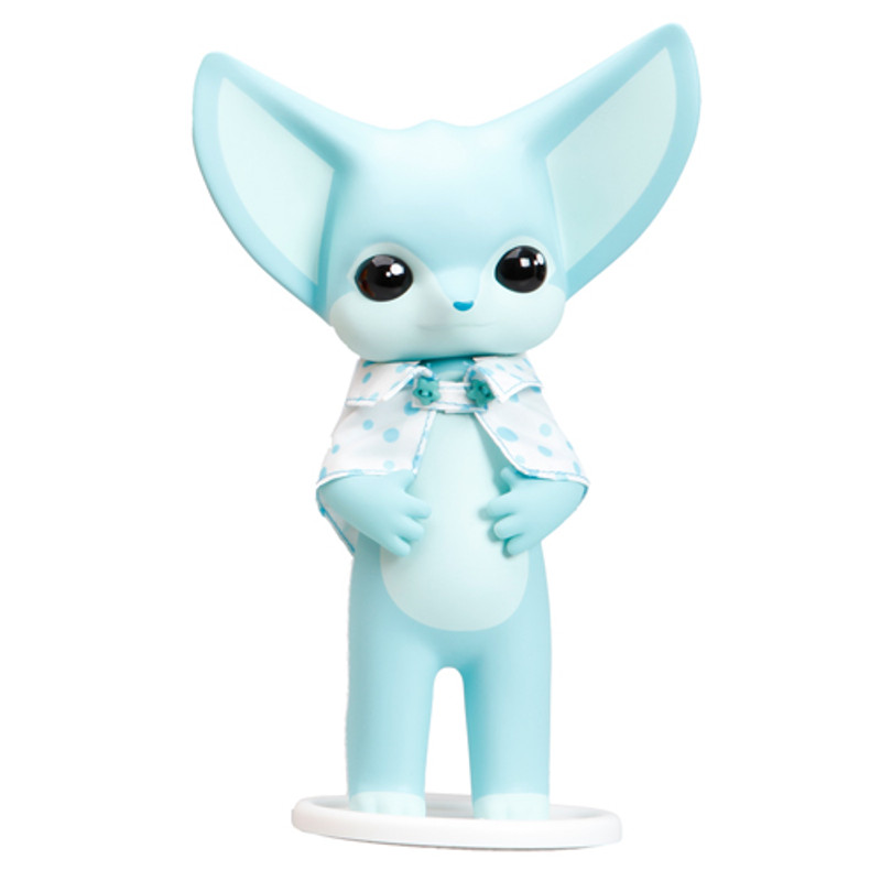 Fennec Fox Dona : Blue