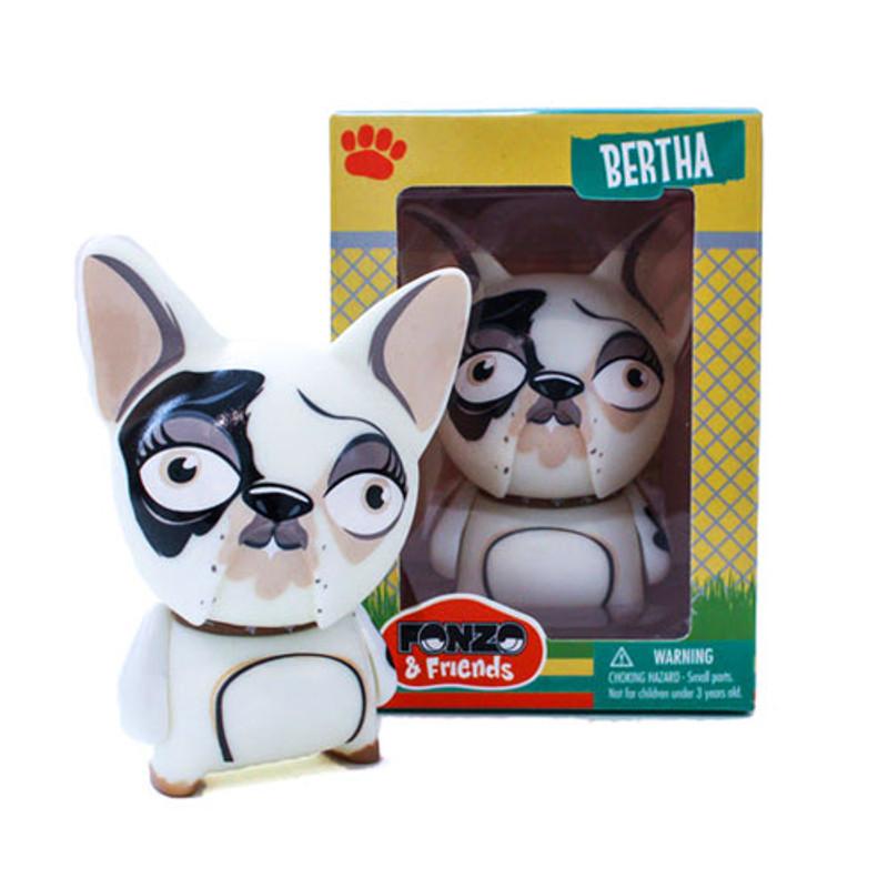 Fonzo and Friends : Bertha
