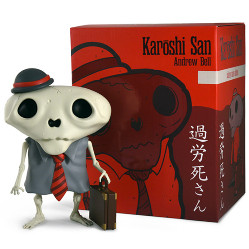 Karoshi San : Salary Man Edition