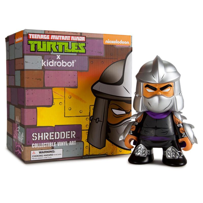 TMNT 7 inch Shredder