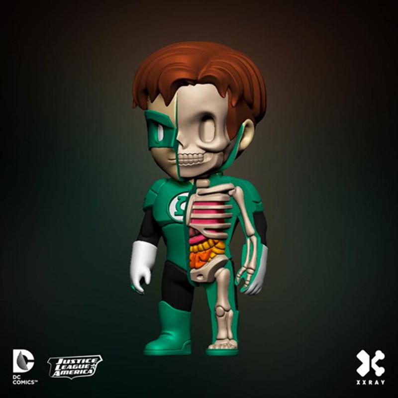 XXRAY : Green Lantern