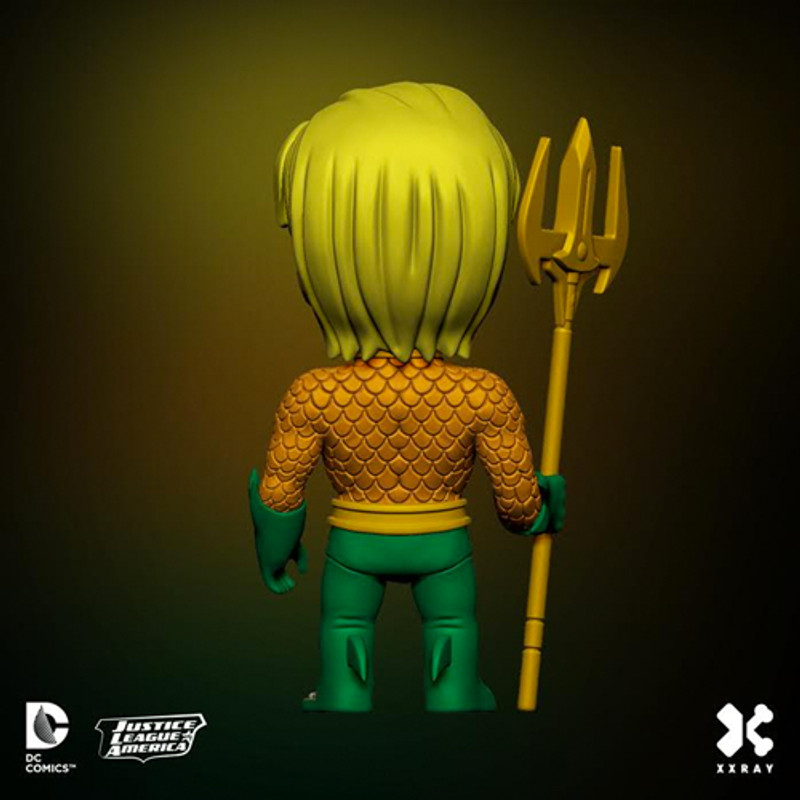 XXRAY : Aqua Man