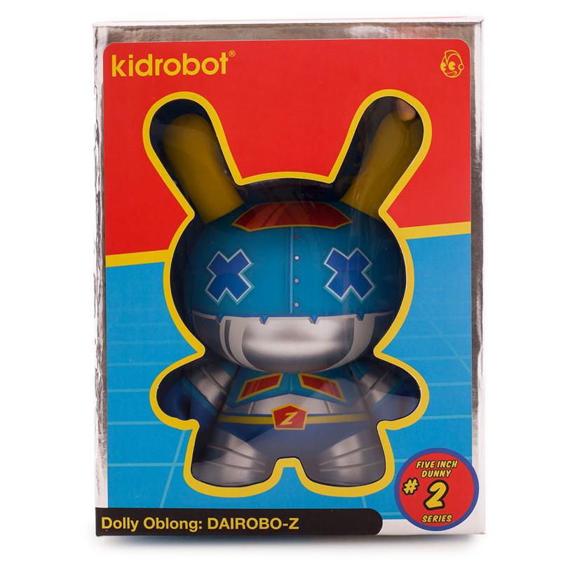 Dunny 5 inch : Dairobo Z
