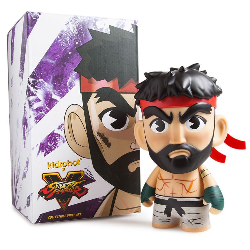 Street Fighter 7 inch : Hot Ryu