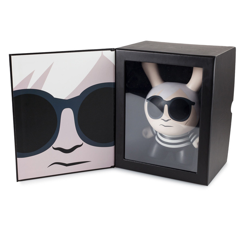 Andy Warhol 8 inch Masterpiece Dunny : Andy Warhol