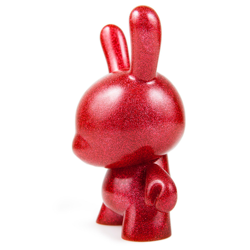 Dunny 5 inch : Red Chroma