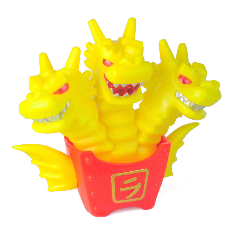 French Fries Dragon by K2Toy