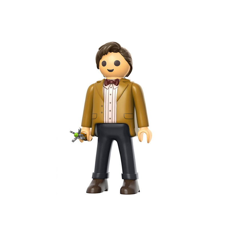 Funko X Playmobil : Doctor Who 11th Doctor