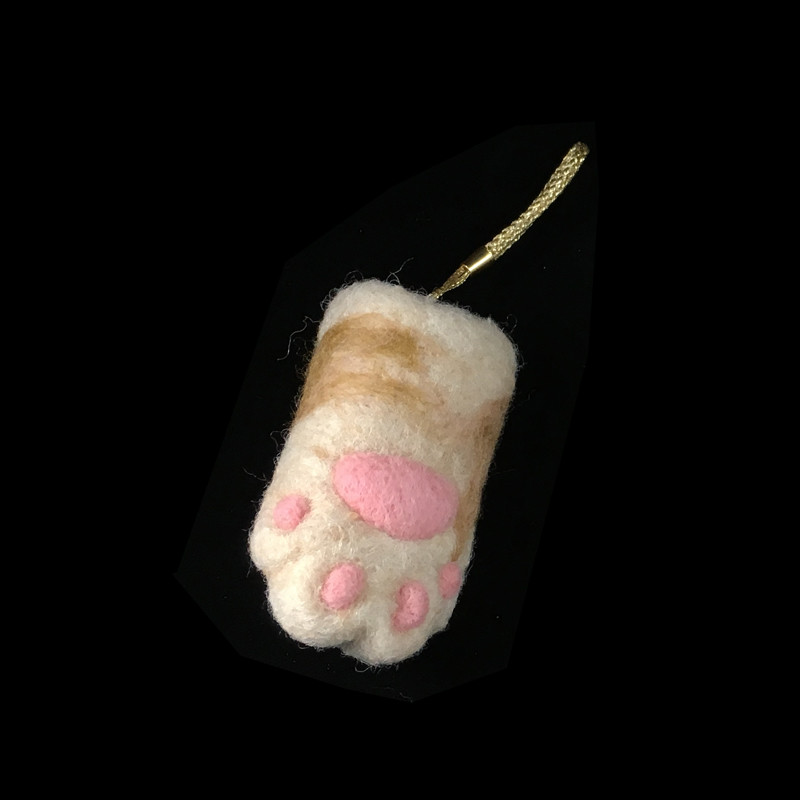 Lucky Cat Paws 1 by plushPLAY